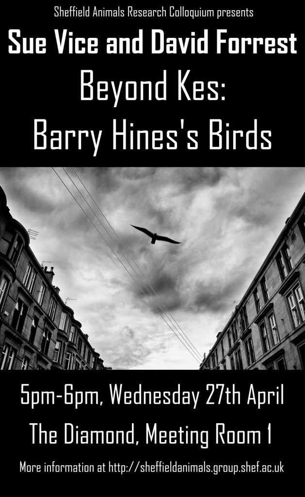 Barry Hines poster final